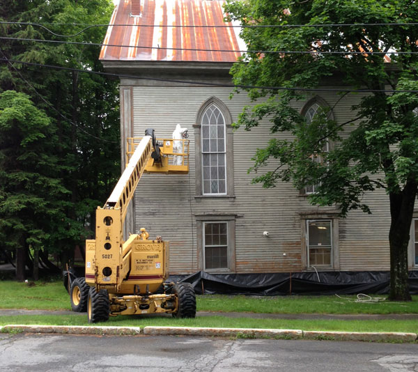 Auction To Support Ongoing Renovation Of Old North Church