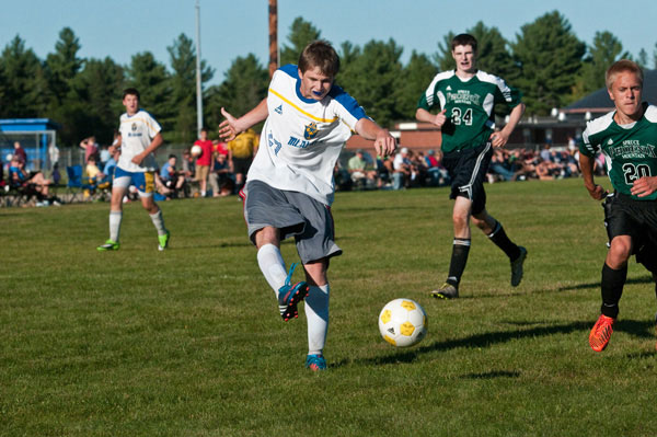 steve amos soccer