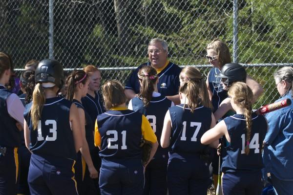 Girls 7th grade softball: Mt. Blue tops Strong | Daily Bulldog