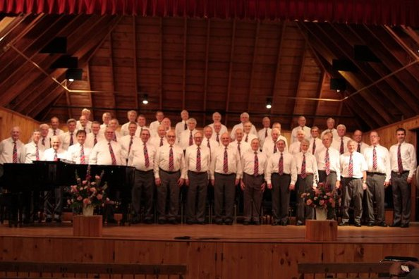 The Boston Saengerfest Men's Chorus