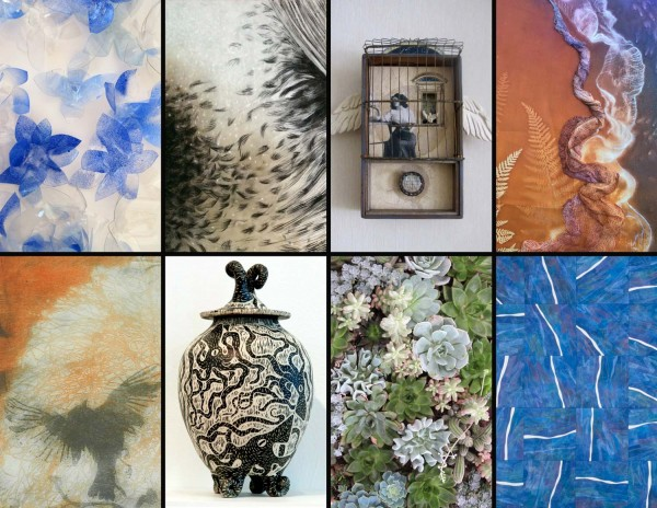 """Emery Community Arts Center on the UMF Campus Presents """"Transcendence"""" a Collaborative, Multimedia Exhibit—Jan 20-March 22."""
