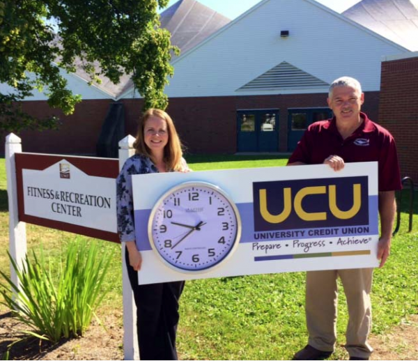 Partners Credit Union Branch: University Credit Union Expands Support Of UMF Athletics