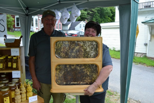 Bogie's Bees has been selling their locally harvested honey for 6 years now