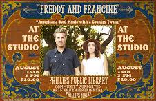 FREDDIE&FRANCINE PHOTO COLOR
