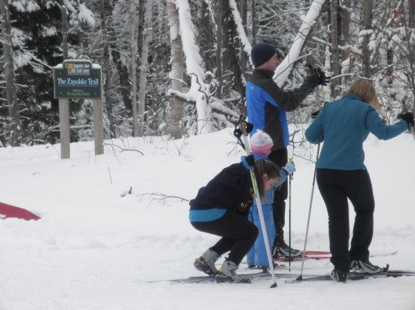 Rangeley Lakes Trails Center (RLTC) will be 100 percent open this season.
