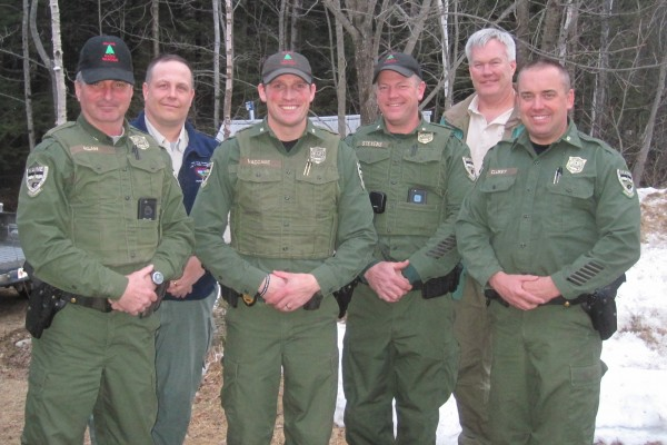 Wilton fish game hosts maine game warden and biologist for Maine fish and game