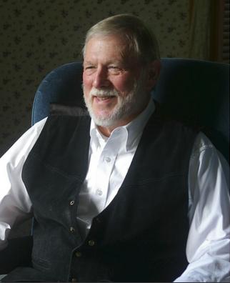Author Doug Walrath