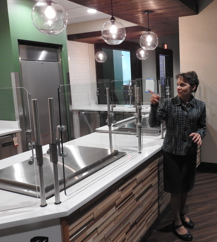 UMF snack bar renovation kicks off master plan | Daily Bulldog