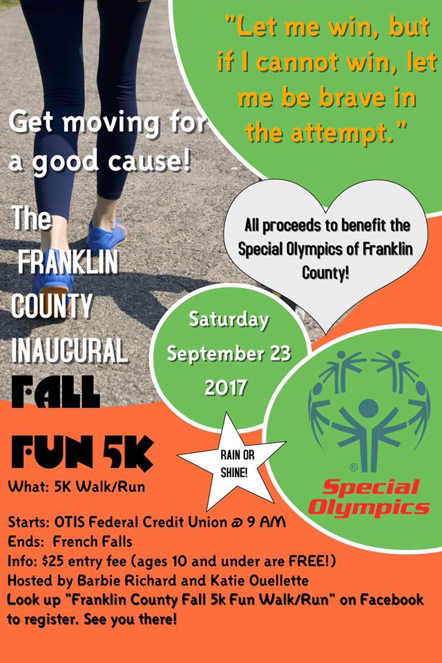 Fall Fun Walk/Run to benefit Special Olympics | Daily Bulldog