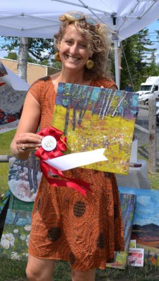 40th annual Art in August held in Rangeley